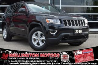 Used 2016 Jeep Grand Cherokee Laredo / New Tires / No Accidents / Cert. !! for sale in Guelph, ON