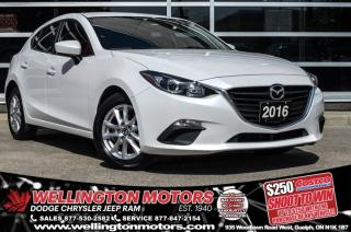 Used 2016 Mazda MAZDA3 GS / Bluetooth / Heated Seats / Back-Up Cam ... for sale in Guelph, ON
