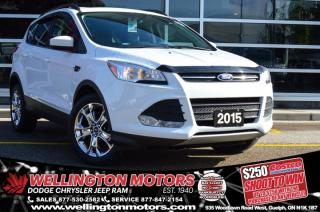 Used 2015 Ford Escape SE / Back-Up Cam / Heated Seats / AWD !! for sale in Guelph, ON