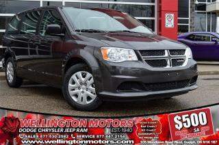 Used 2019 Dodge Grand Caravan Canada Value Package / Less Than 5,000k's ... for sale in Guelph, ON
