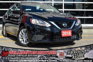 Used 2018 Nissan Sentra SV / Power Sunroof / Free 3 MONTH SXM  !! for sale in Guelph, ON