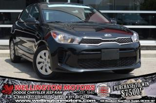 Used 2018 Kia Rio 5-Door LX+ / Heated Seats & Wheel / Back-Up Cam .... for sale in Guelph, ON