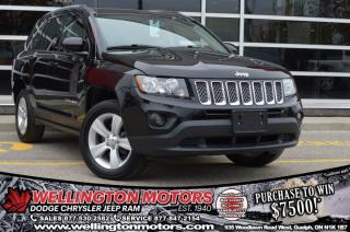 Used 2016 Jeep Compass North / Low Low K's / Ext. Warranty !! for sale in Guelph, ON