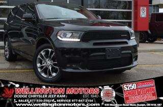 Used 2019 Dodge Durango GT / Warranty / AWD / DVD !! for sale in Guelph, ON