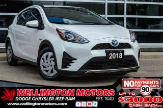 Used 2018 Toyota Prius C / Hybrid / No Accdients / Low K's ... for sale in Guelph, ON