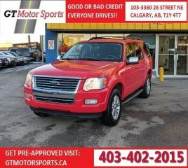Used 2010 Ford Explorer XLT for sale in Calgary, AB