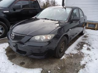 Used 2006 Mazda MAZDA3 GS for sale in Sarnia, ON