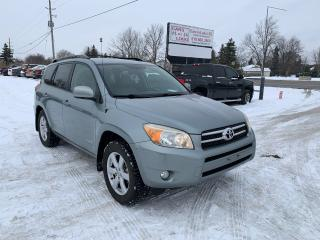 Used 2007 Toyota RAV4 LIMITED  for sale in Komoka, ON
