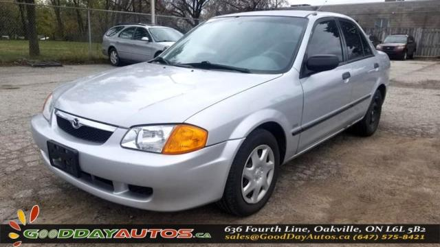 2000 Mazda Protege DX|LOW KM|AIR CONDITIONING|SINGLE OWNER