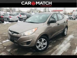 Used 2011 Hyundai Tucson GL / *AUTO* / AC / POWER GROUP for sale in Cambridge, ON