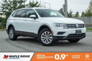 Used 2019 Volkswagen Tiguan Trendline GREAT CONDITION, NO ACCIDENTS, B.C. CAR! for sale in Maple Ridge, BC
