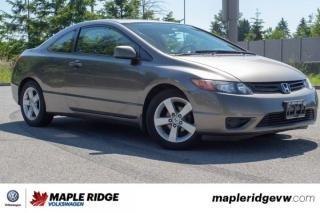 Used 2008 Honda Civic Cpe EX-L BC CAR, PRICED TO SELL, LOW KM! for sale in Maple Ridge, BC