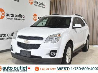 Used 2012 Chevrolet Equinox 2lt, 3.0L V6, Awd, Heated cloth seats, Backup camera, Bluetooth for sale in Edmonton, AB