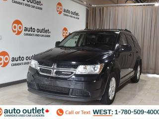 Used 2012 Dodge Journey Se, 2.4L I4, Fwd, Third row 7 passenger seating, Cloth seats for sale in Edmonton, AB