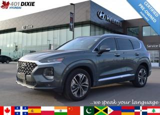 Used 2019 Hyundai Santa Fe Ultimate for sale in Mississauga, ON