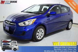 Used 2016 Hyundai Accent GL for sale in Mississauga, ON
