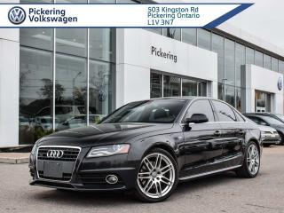 Used 2010 Audi A4 2.0T PREMIUM!! AWD for sale in Pickering, ON