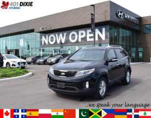Used 2015 Kia Sorento LX for sale in Mississauga, ON