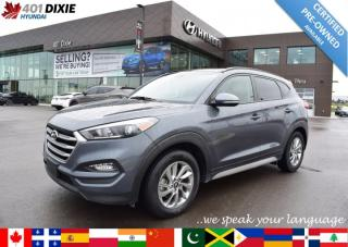 Used 2018 Hyundai Tucson SE for sale in Mississauga, ON