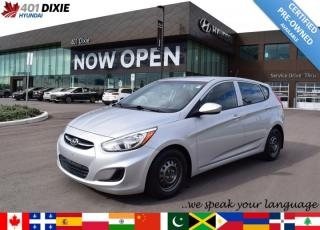 Used 2015 Hyundai Accent LE for sale in Mississauga, ON