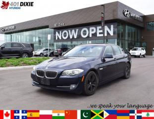 Used 2011 BMW 5 Series 528i for sale in Mississauga, ON