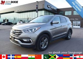Used 2018 Hyundai Santa Fe Sport SE for sale in Mississauga, ON