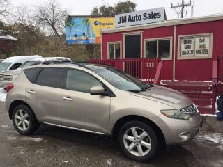 Used 2009 Nissan Murano SL for sale in Toronto, ON