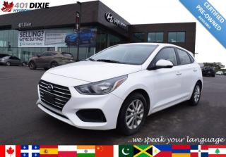 Used 2018 Hyundai Accent GL for sale in Mississauga, ON