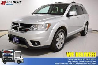 Used 2014 Dodge Journey Limited for sale in Mississauga, ON
