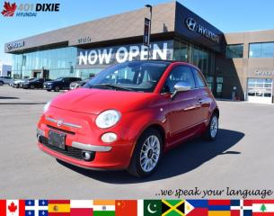 Used 2014 Fiat 500 C Lounge for sale in Mississauga, ON