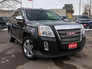 Used 2012 GMC Terrain SLT-2 4dr AWD SUV for sale in Brantford, ON