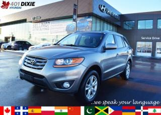 Used 2011 Hyundai Santa Fe GL Premium for sale in Mississauga, ON