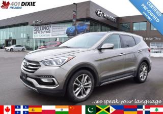 Used 2018 Hyundai Santa Fe Sport Limited for sale in Mississauga, ON