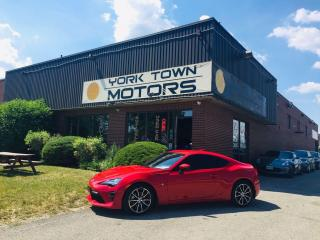 Used 2017 Toyota 86 GT/6 Speed/BackCam/24km/OneOwner/NoAcc for sale in North York, ON