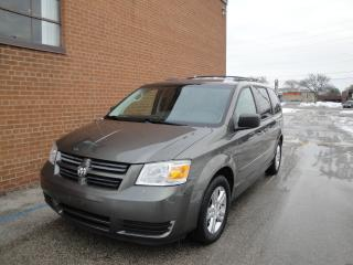 Used 2010 Dodge Grand Caravan SE, StowNGo, DVD, Back up Camera for sale in Oakville, ON
