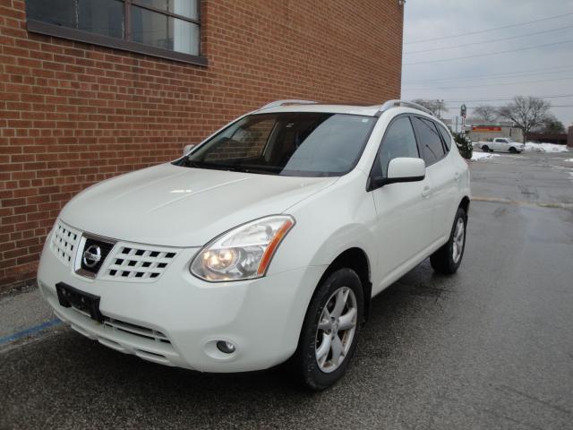 2009 Nissan Rogue Ls