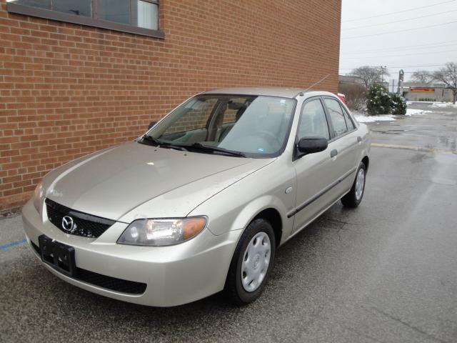 2003 Mazda Protege SUPER LOW KMS 74,198 KM