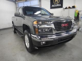 Used 2011 GMC Canyon LOW KM,4X4,ONE OWNER,NO ACCIDENT for sale in North York, ON