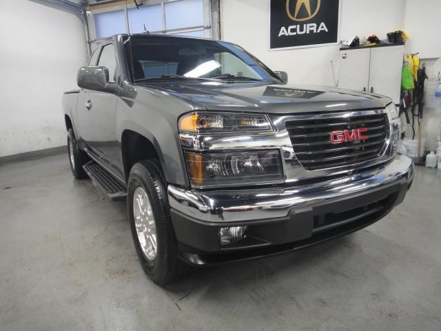 2011 GMC Canyon LOW KM,4X4,ONE OWNER,NO ACCIDENT