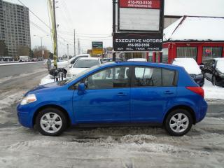 Used 2011 Nissan Versa 1.8 SL/ NEW BRAKES / ALLOYS/ NAV / LOW KM / MINT / for sale in Scarborough, ON