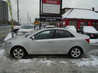 Used 2010 Kia Forte EX / ALLOYS / HEATED SEATS/ BLUETOOTH/ LOW KM / for sale in Scarborough, ON