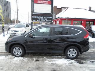 Used 2012 Honda CR-V LX/ NEW BRAKES / WELL MAINTAINED / REV CAM / for sale in Scarborough, ON