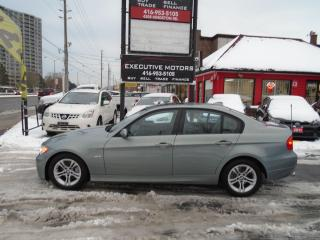 Used 2008 BMW 3 Series 328I/ LEATHER /ROOF / ALLOYS / SHOWROOM CONDITION for sale in Scarborough, ON