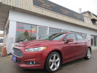 Used 2014 Ford Fusion ALLOYS,FOGS,BLUETOOTH,HEATED SEATS for sale in Mississauga, ON