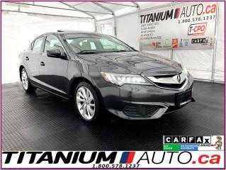Used 2016 Acura ILX PREMIUM+Camera+Blind Spot+Lane Assist+Leather+XM+ for sale in London, ON