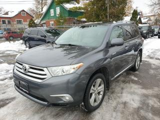 Used 2011 Toyota Highlander LIMITED  for sale in Brampton, ON