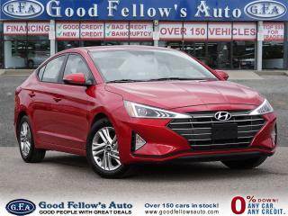 Used 2020 Hyundai Elantra PREFERRED MODEL, SUNROOF, REARVIEW CAMERA for sale in Toronto, ON