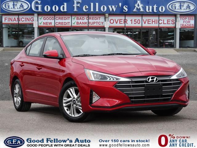 2020 Hyundai Elantra PREFERRED MODEL, SUNROOF, REARVIEW CAMERA