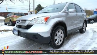Used 2009 Honda CR-V EX-L |LOW KM|NO ACCIDENT|LEATHER|SUNROOF|CERTIFIED for sale in Oakville, ON