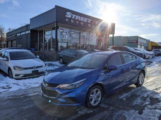 Used 2016 Chevrolet Cruze LT for sale in Markham, ON